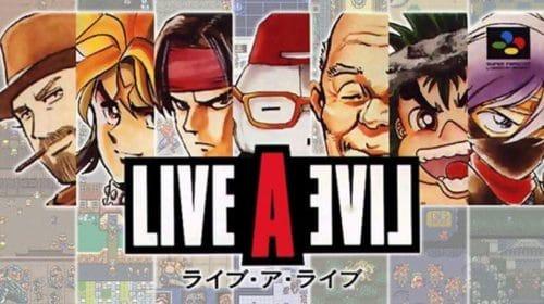 Clássico Live A Live é registrado pela Square Enix