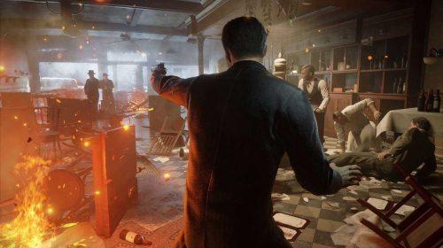 Novo gameplay de Mafia: Definitive Edition impressiona pelo visual