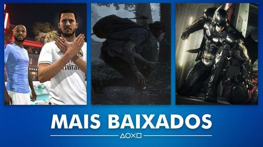 Sony revela os mais baixados de junho na PS Store Brasil