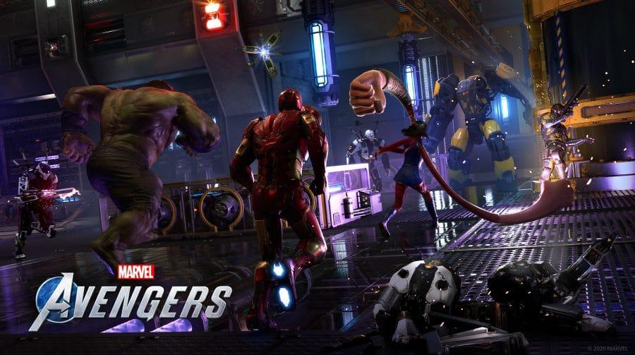BETA de Marvel's Avengers já disponível para download
