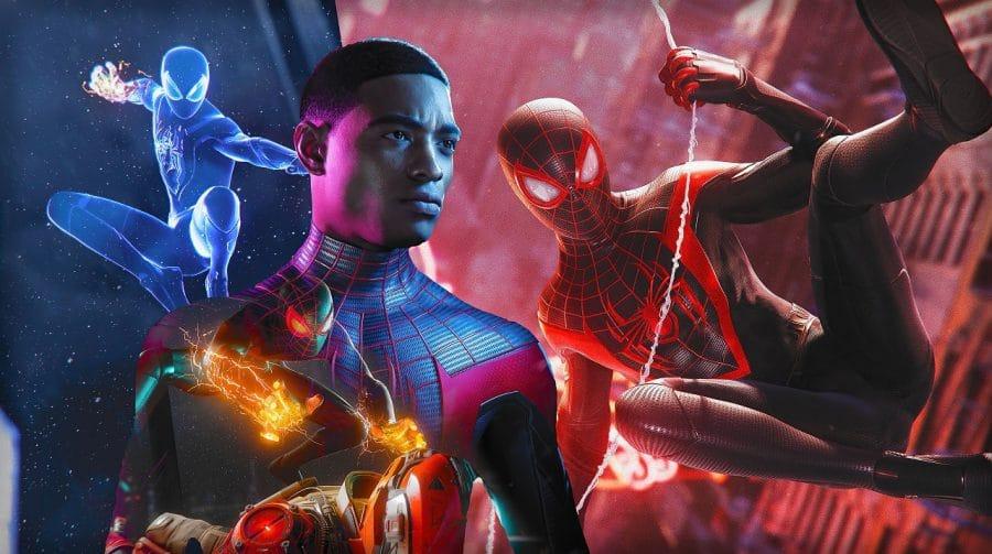 Marvel's Spider-Man Miles Morales terá modo de desempenho 4K/60 FPS