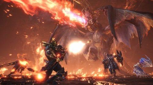 Monster Hunter World Iceborne: detalhes da próxima atualização
