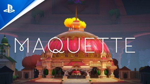 Sony anuncia Maquette, um game puzzle recursivo, para PS4 e PS5