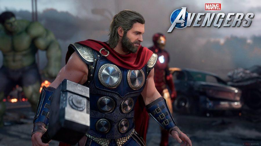 BETA de Marvel's Avengers no PS4 chegará no começo de agosto