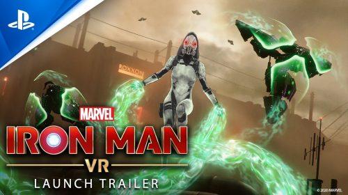 Com explosões e Ghost, Marvel's Iron Man VR recebe belo trailer de lançamento