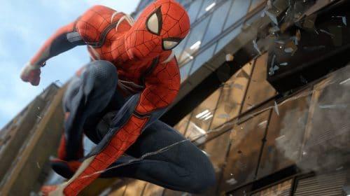 Marvel's Spider-Man ainda é o exclusivo de PS4 mais vendido nos EUA; veja o Top 5!