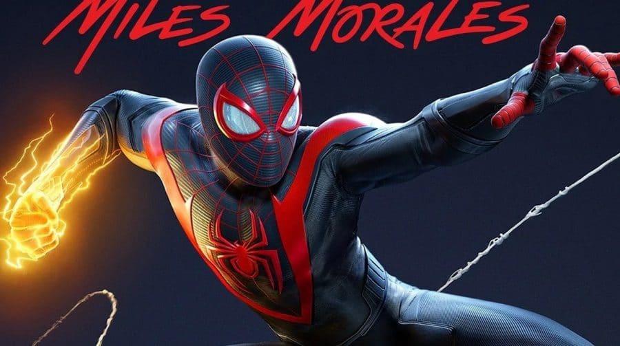 Ator mostra captura de movimentos de Marvel's Spider-Man Miles Morales