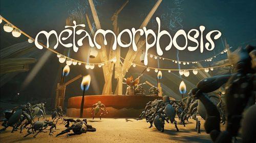 Metamorphosis chega em agosto ao PlayStation 4