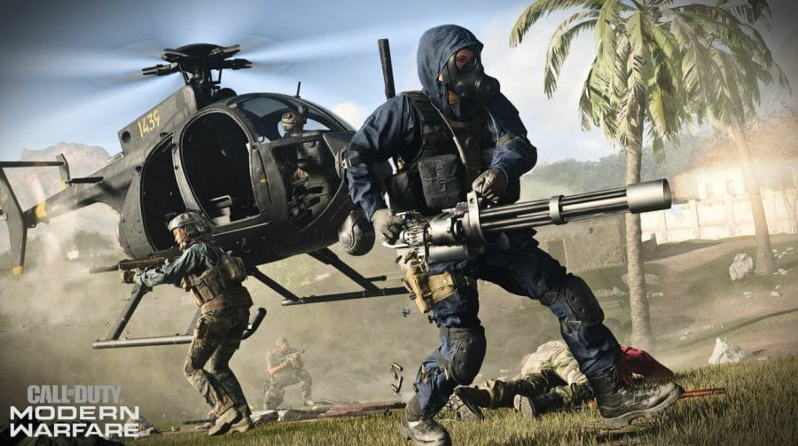 Jogadores de Modern Warfare dizem que update de Warzone
