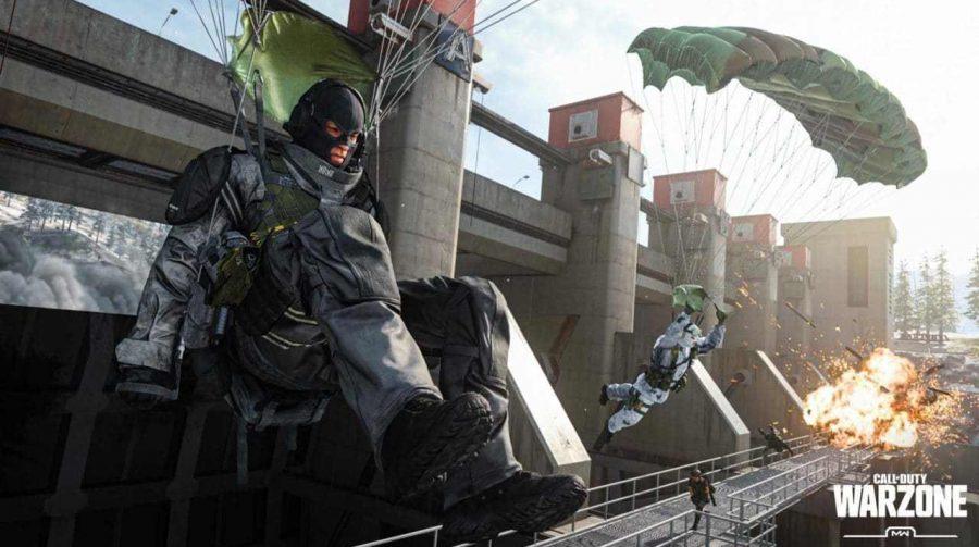 Teasers dão mostra da 5ª temporada de CoD: Modern Warfare e Warzone