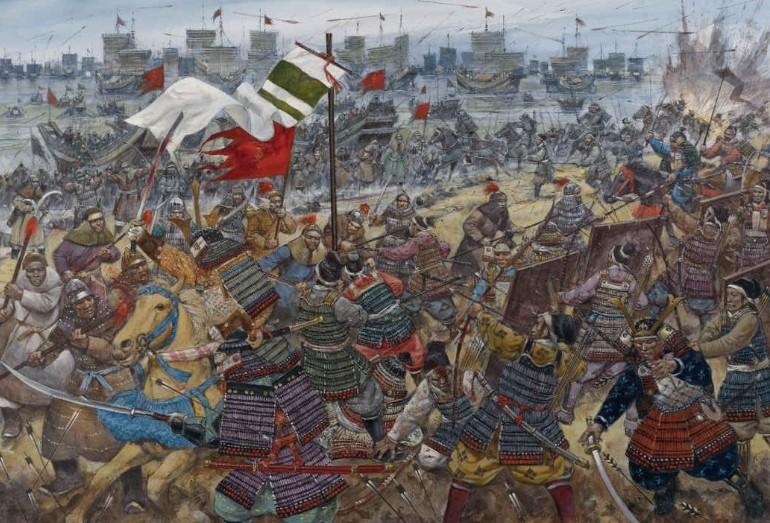 Ghost of Tsushima - Batalhas