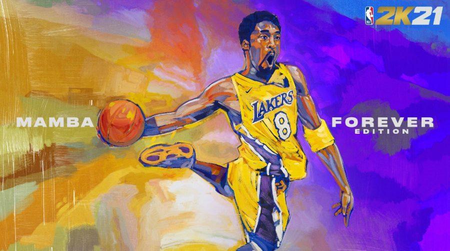 NBA 2K21 recebe data de lançamento no PS4 e edição especial de Kobe Bryant