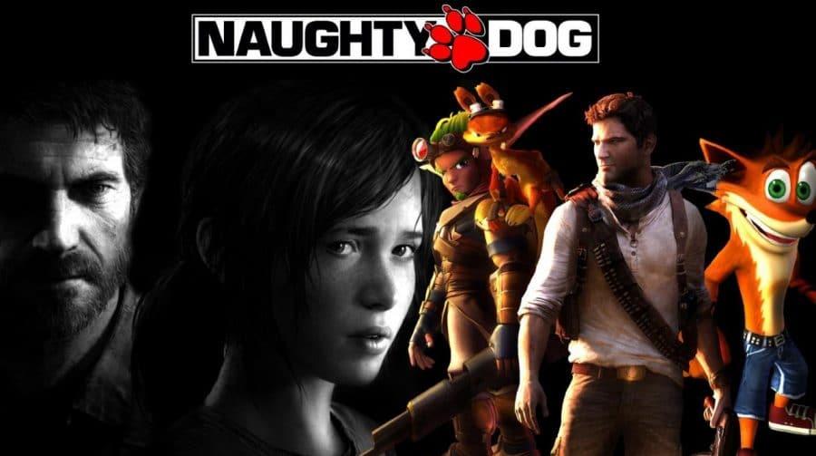 Naughty Dog pode estar trabalhando em um jogo de fantasia