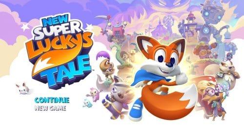 New Super Lucky's Tale recebe data de lançamento: 21 de agosto