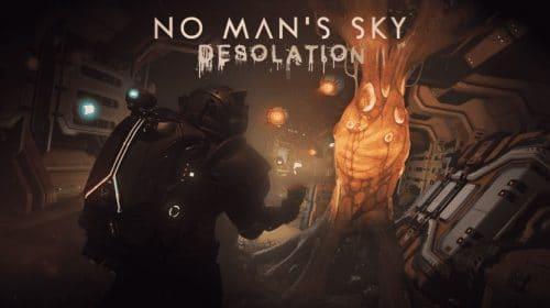 Dead Space, é você? Update tranforma No Man's Sky em jogo de terror