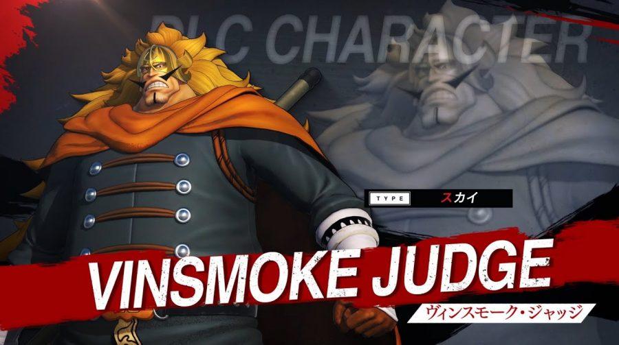One Piece Pirate Warriors 4 recebe trailer de novo personagem de DLC