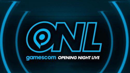 Opening Night Live da Gamescom mostrará mais de 20 jogos