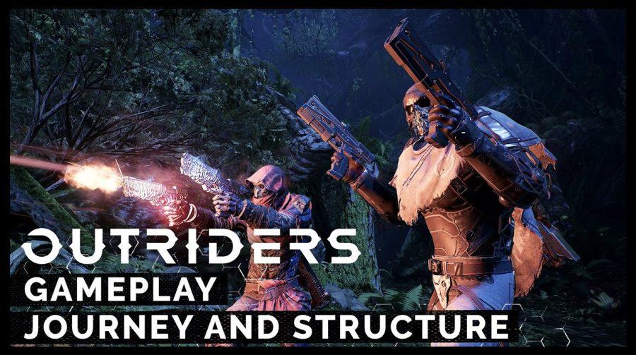 Outriders recebe novo trailer focado na história e ambientação