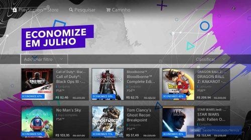 Aproveite: Sony lança promoção