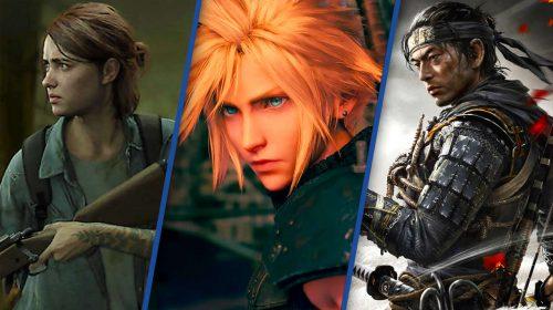 PlayStation em 2020: veja 10 jogos que chegaram ao PS4 com nota +80