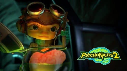 Psychonauts 2 tem trailer estendido exibido em showcase do Xbox
