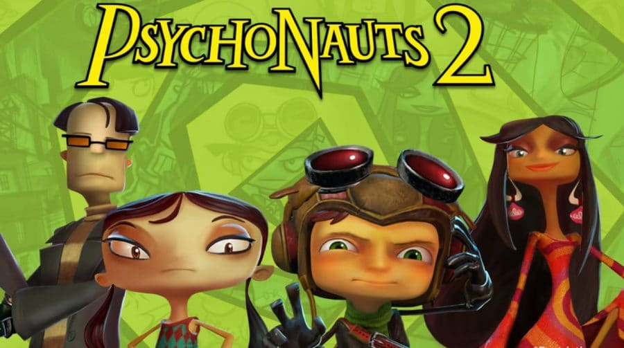 Psychonauts 2 está