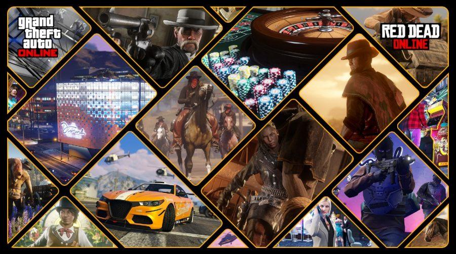 Rockstar Games anuncia grandes updates para Red Dead Online e GTA Online