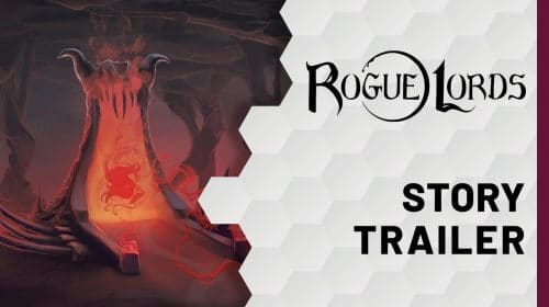 Rogue Lords ganha trailer com Drácula como destaque