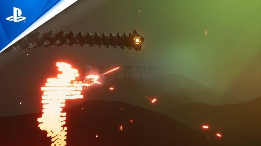 Recompile, um jogo de plataforma com temática hacker, é anunciado para PS5