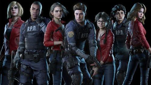 Capcom anuncia skins de Leon e Claire para Resident Evil Resistance