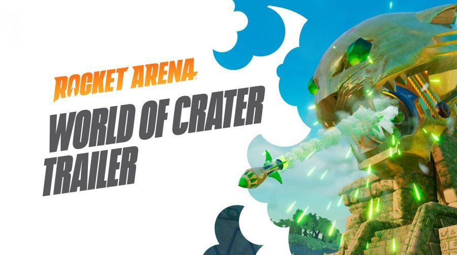 Rocket Arena recebe novo trailer focado em seus mapas
