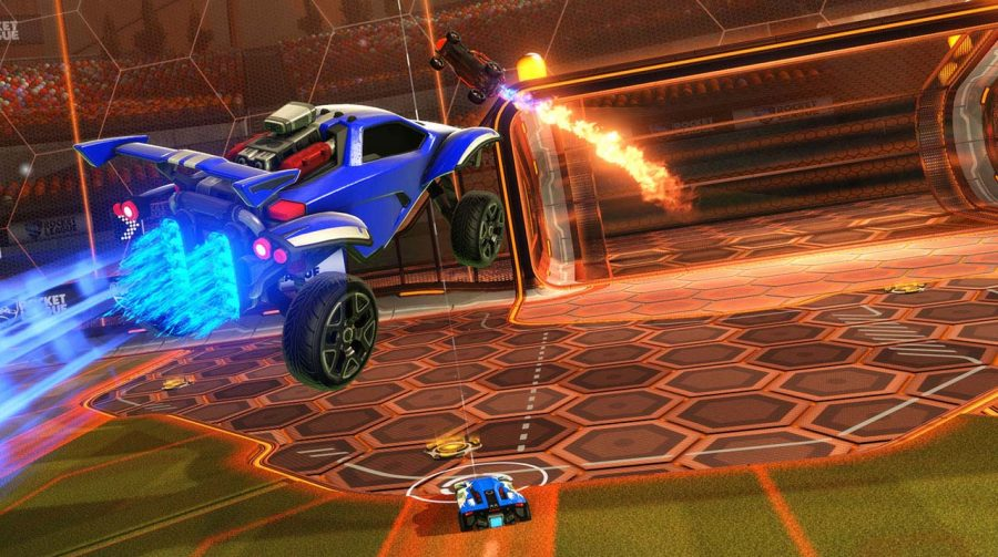 Gratuito! Rocket League se tornará free-to-play em breve!