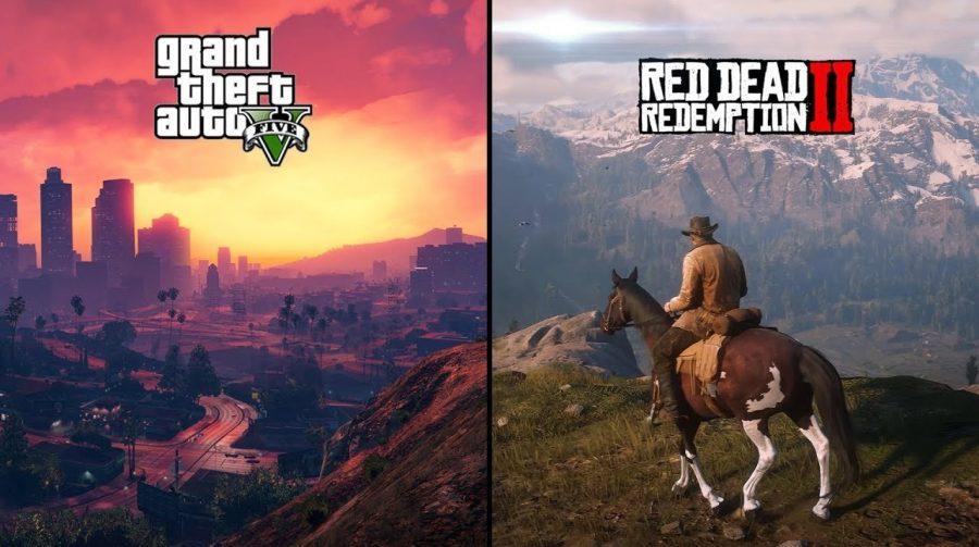 Rockstar Games trabalha em novo AAA para VR, sugere listagem de emprego