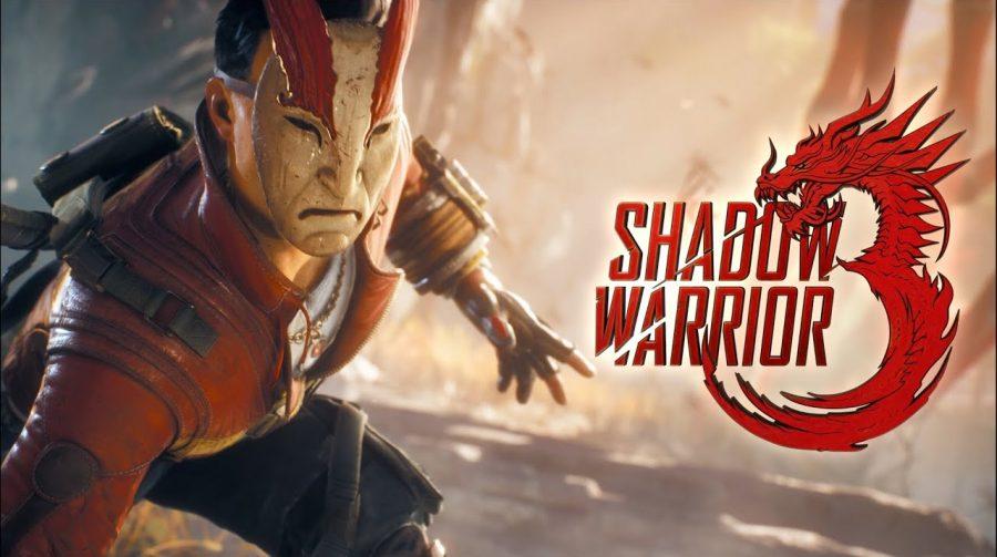 Shadow Warrior 3 é anunciado com trailer sangrento e hilário