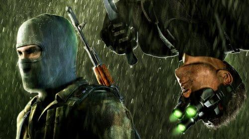Diretor de Splinter Cell é afastado da Ubisoft após acusações de assédio