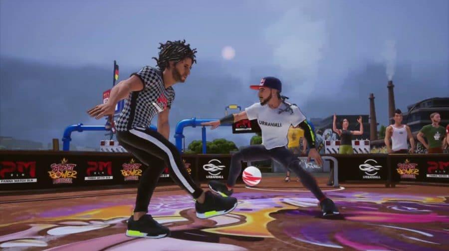 Street Power Soccer ganha novo trailer do Modo Panna