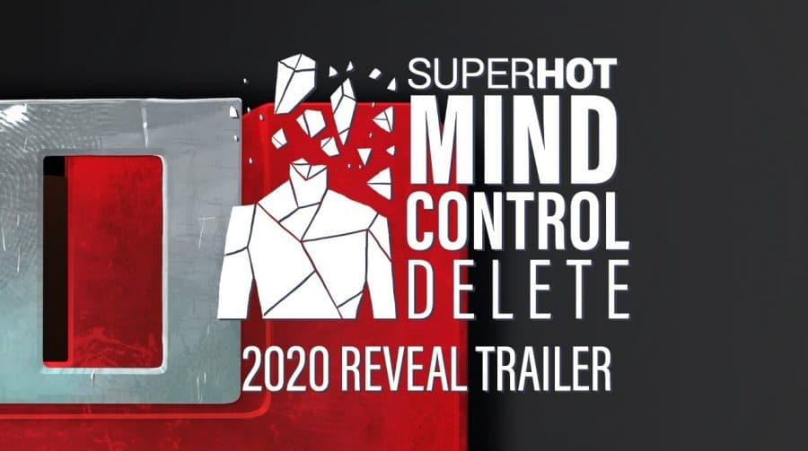 Superhot: Mind Control Delete chegará ao PS4 em julho
