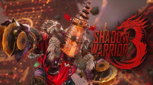 Novo gameplay de Shadow Warrior 3 é exibido pela Devolver Digital