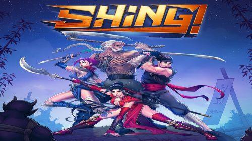 Shing! chegará ao PS4 no dia 28 de agosto