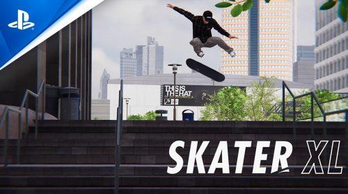 Skater XL recebe trailer de lançamento com impressões dos fãs
