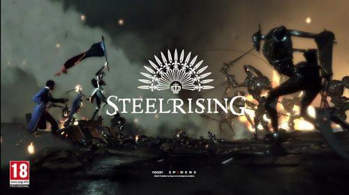 Estúdio de GreedFall revela Steelrising, novo RPG para PS5