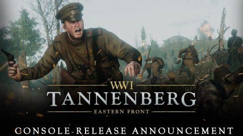 Tannenberg, game da 1ª Guerra Mundial, chegará ao PS4 em julho