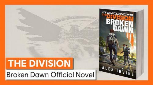 Ubisoft lançará livro de The Division no Brasil em agosto