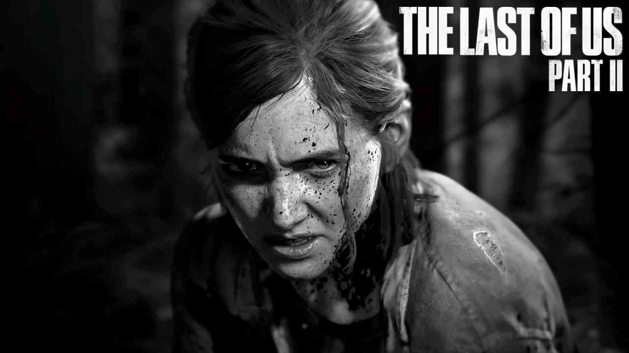 Ellie em The Last of Us Part II