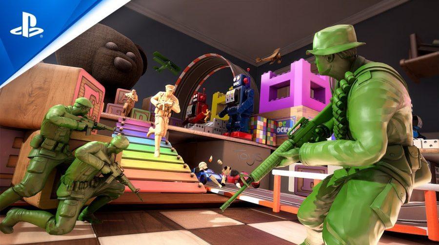 The Mean Greens: Plastic Warfare é anunciado para PS4