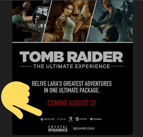 Tomb Raider: The Ultimate Experience