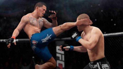 It's Time! UFC 4 será revelado em 11 de julho; Veja primeira imagem!