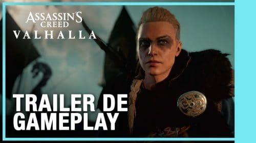 Assassin's Creed Valhalla - Trailer de Gameplay | Ubisoft Forward
