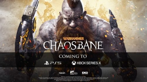 Warhammer: Chaosbane é confirmado para PlayStation 5