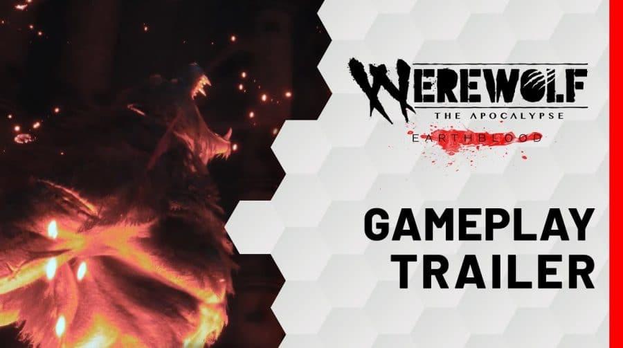 Werewolf: The Apocalypse - Earthblood ganha trailer de gameplay